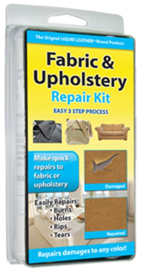 Fabric Upholstery Repair Kit Furniture Couch Luggage