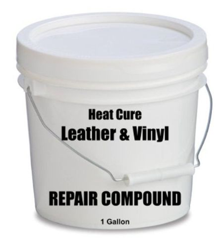 Leather And Vinyl Repair Compound 1 Gallon Manufacturer