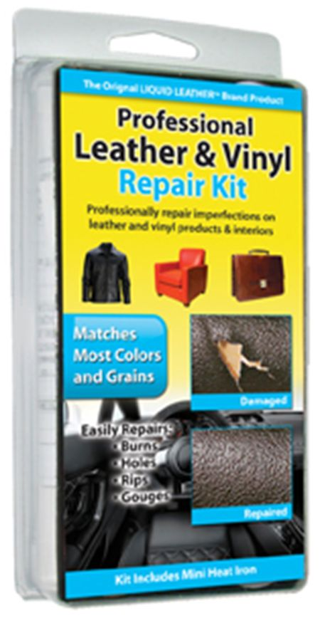 Professional Leather Repair Kit Heat Cure Leather And