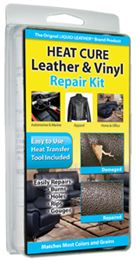 Heat Cure Leather & Vinyl Repair Kit