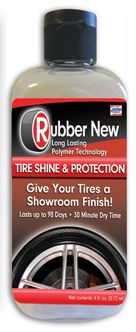 Rubber New Tire Shine (Item 43-100)
